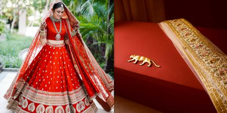 Tips To Take Care Of Your Ornate Bridal Couture!