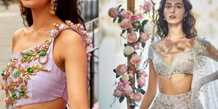 Latest Bridal Blouse Designs That We Are Crushing On!