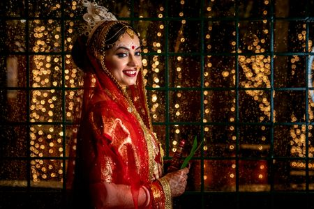 6 Essentials That Make Up A Bengali Bride's Look!