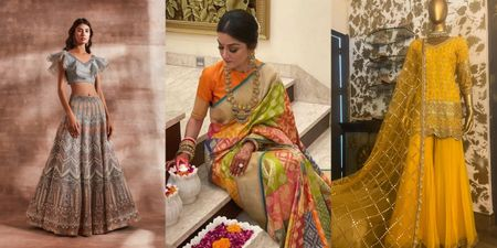 These Diwali Outfits For Newlywed Brides Are Unmissable!
