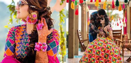 Don't Wanna Go All Phulkari? Here Are Ways To Include It In Your Outfits Subtly!