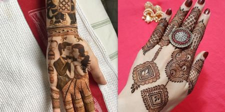 Amazing Mehendi Designs For Your First Diwali After Your Wedding!
