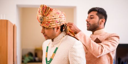 The Ultimate Brother Of The Groom Checklist Is Here!