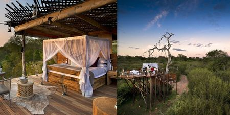 The World's Most Amazing Outdoor Hotel Rooms For Your Honeymoon!