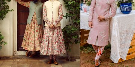 Floral Churidars: The Only Trend Grooms Need To Follow For A Hatke Look!