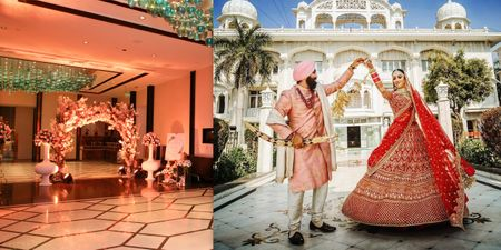 Stunning Wedding Venues That Double Up As Wedding Destinations!