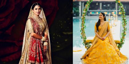 Ways To Wear Your Mother Or Grandmother's Outfits on Your Wedding Celebrations!