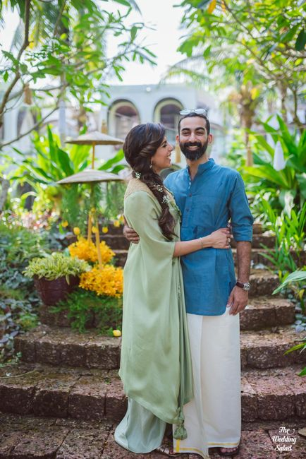 A Beautiful Kerala Wedding With No Religious Ceremonies!
