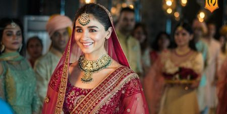 The Latest Mohey Campaign with Alia is Every Indian Bride Ever!