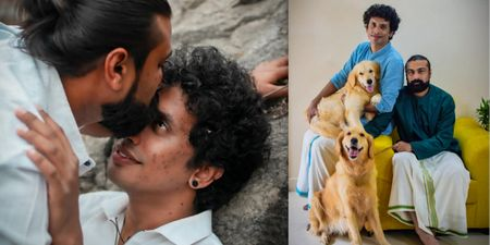This Same-Sex Couple's Pre-wedding Shoot Is Breaking The Internet & How!