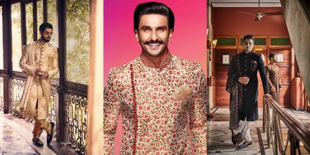 Why A Manyavar Sherwani Is A Must Have In Your Wedding Closet