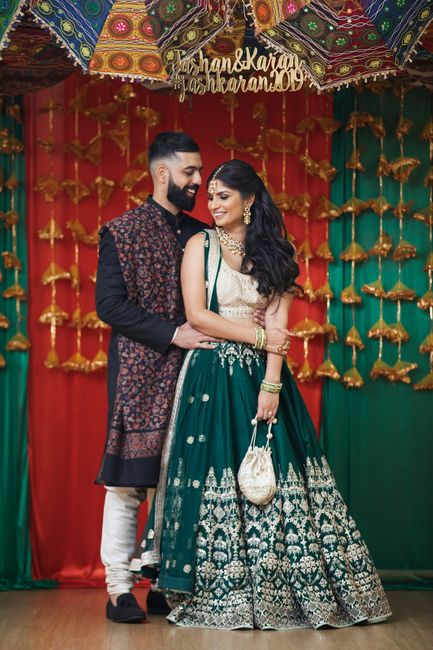 Stunning Wedding With An Old-School Love Story