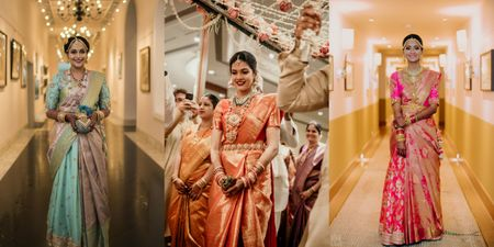 The Most Stunning South Indian Bridal Looks Of 2019!