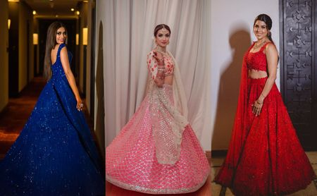 20+ Stunning Sangeet Looks Of 2019: WMG Roundup!