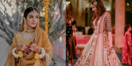 Mehndi Outfit Ideas We Can Steal From Pakistani Brides!