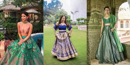 Offbeat Colours For Bsnarasi Outfits That Aren't Red, Pink Or Orange!