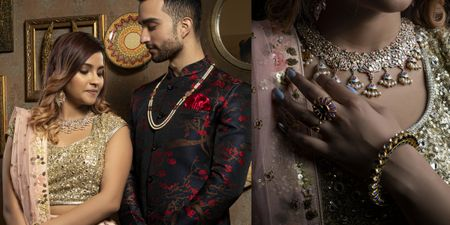 Jewellery Combinations For 2020 Brides And Grooms!