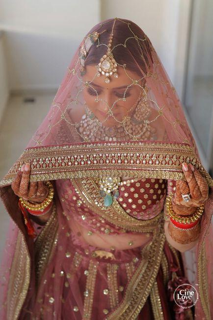 Glam Turkey Wedding With The Bride In A Velvet Lehenga & Contrasting Jewellery