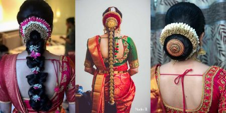 Hair Accessories For the Perfect South Indian Bride