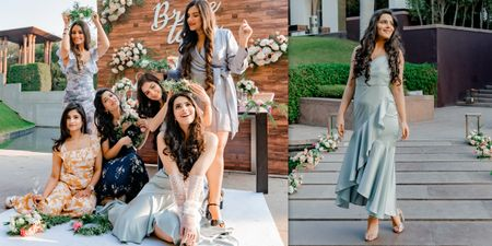 This Bride & Her Bridesmaids Had A Fun Shoot In Forever New Outfits!