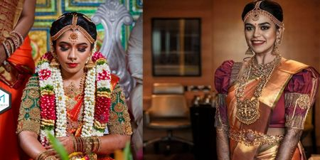The Best Blouse Designs For Your Muhurtham Saree