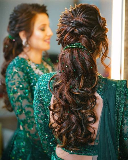 Bridal Ponytail Hairstyles That Every Bride Should Bookmark!