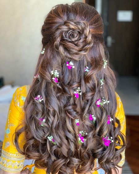 Bridal Hairstyles Other Than A Bun For 2020 Brides!