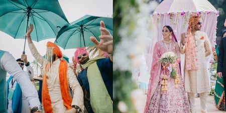 Wedding Postponed Due To Coronavirus? Monsoon Wedding Ideas For Inspiration!
