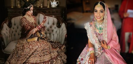 10 Sikh Brides Who Styled Their Looks Differently