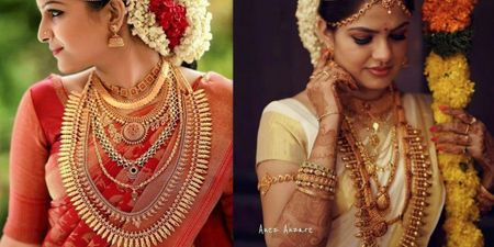 Mandate Neck Pieces To Ace That Bridal Look
