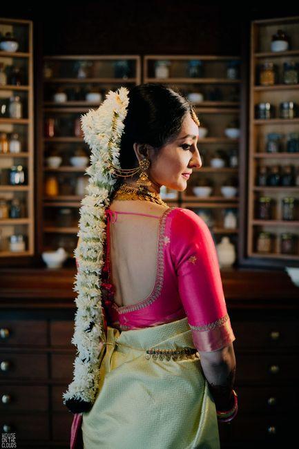 Gorgeous Goa Wedding With Stunning Kanjeevarams