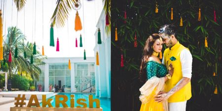 11 Ideas We Loved At This Intimate Wedding In Alibaug!
