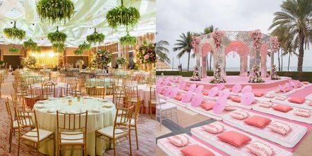 10 Amazing New Decor Colour Combinations We Spotted In Real Weddings