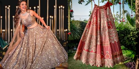 Lehengas So Stunning, You'd Wish To Cart Them First Thing After Lockdown!