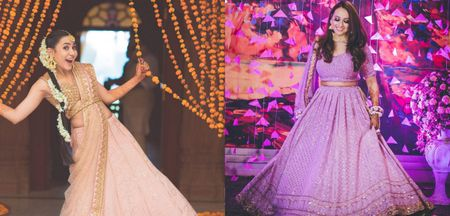 7 Brides That Wore The Most Amazing Chikankari Work Outfits!