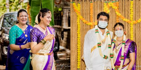 """#FirstPerson - """"How We Shot An Intimate Bengaluru Wedding Amidst The Pandemic"""""""