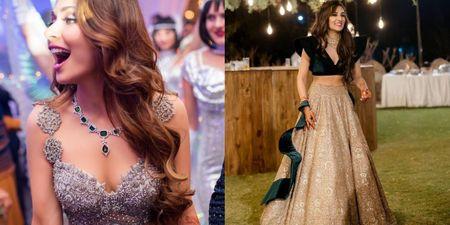 The Trendiest New Sangeet Lehenga Styles We Spotted!