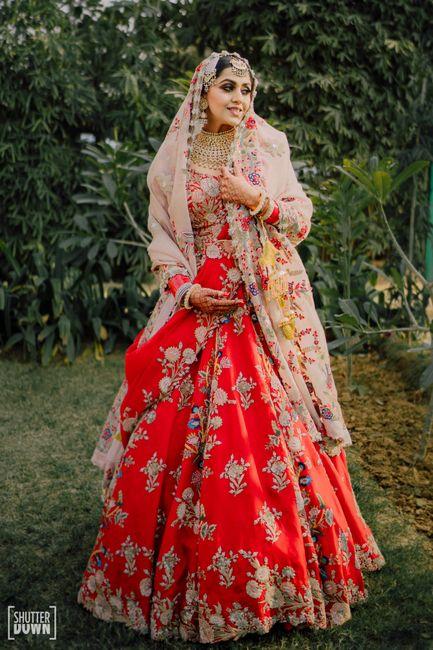 Stunning Delhi Wedding Straight Out Of A Pinterest Board