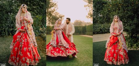 Stunning Delhi Wedding Straight Out Of A Pinterest Board