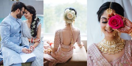 Fresh Delhi Wedding Filled With Loads Of Bridal Inspiration!
