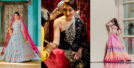 Can't Make It To India For Bridal Shopping? Try WMG Virtual Shopping Service