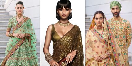 6 Colours in Sabyasachi's 2020 Summer Collection We Haven't Seen Him Do Before!