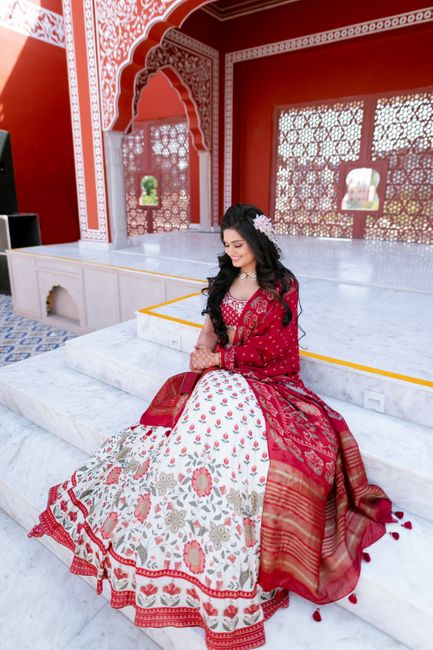 Traditional Jaipur Wedding With A Heartwarming Story