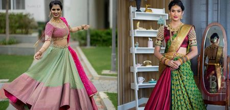 6 Best Places In Bangalore To Shop For A Lehenga Saree