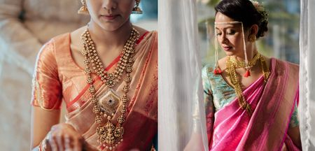 Real Brides That Donned Stunning Gold Jewellery For Their Big Day!