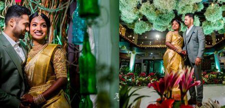 A Chennai Lockdown Wedding With Stunning Decor