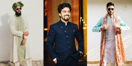 10 Outfits For Grooms That Are Perfect For An Intimate Wedding
