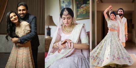 A Breathtaking Sikh Wedding With Dreamy Bridal Looks & Decor