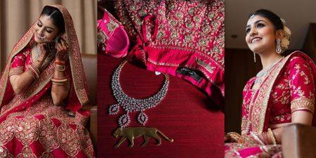 High-spirited Kolkata Wedding With A Bride In Pink
