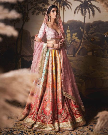 Our Favorite Picks From Tarun Tahiliani's Latest Collection That Screams Royalty!